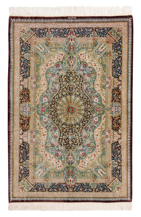 Rug signatures persian Antique Rug