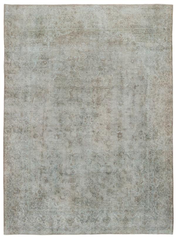 Vintage Rug Gray 327 x 236 cm