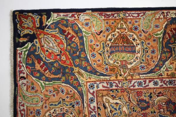 Kashmar persisk tæppe