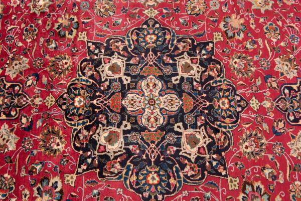 Mashhad persisk tæppe