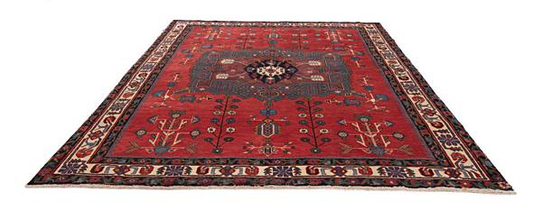 Sirjan persisk tæppe