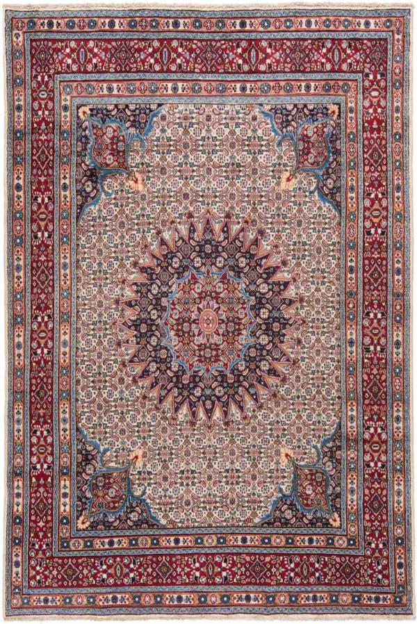 Moud persisk tæppe