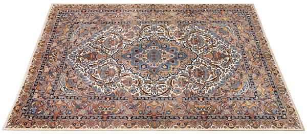 Alfombra persa Kashmar