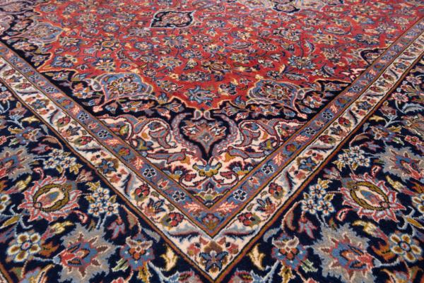 Alfombra persa Najafabad