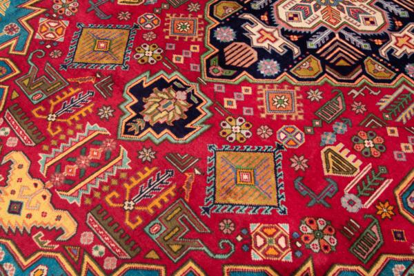 Alfombra persa Tabriz