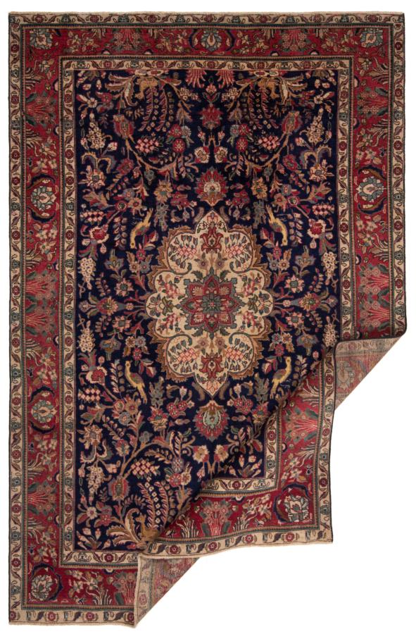 Sarough Patina persisk tæppe