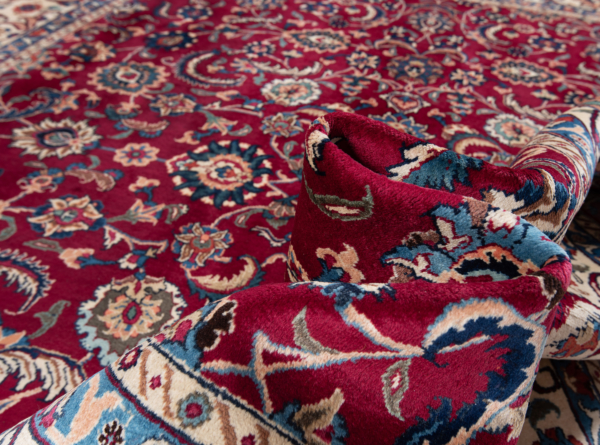 Alfombra persa Kashan Peyman