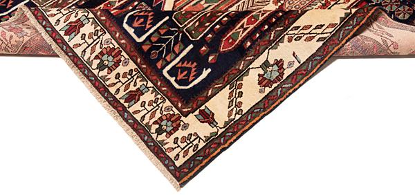 Sirjan Afshar persisk tæppe