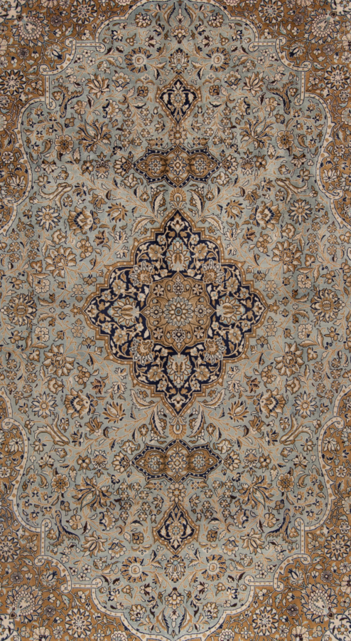 Qom persisk tæppe