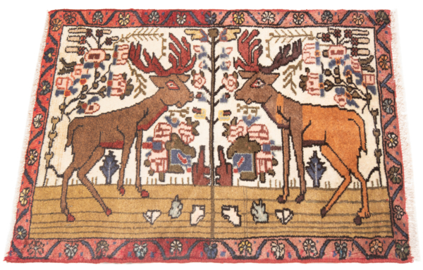 Alfombra persa Hamedan