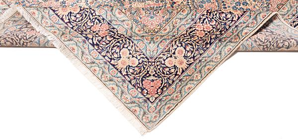 alfombra persa kerman