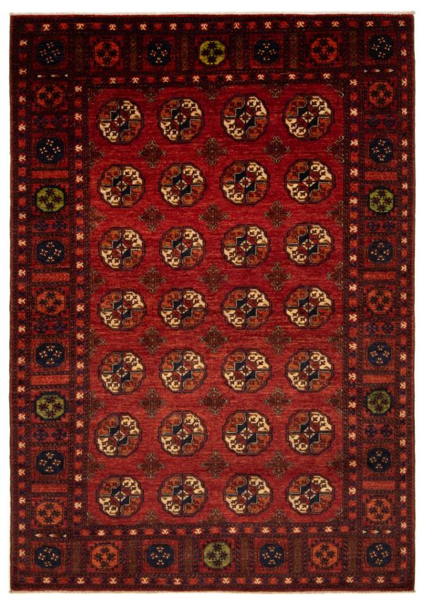 Afghan Rug Red 287 x 200 cm